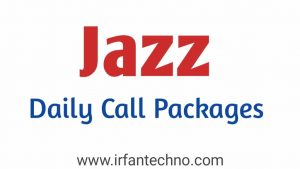 Jazz daily Call Packages